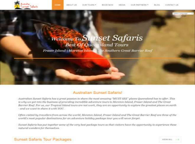 www.sunsetsafaris.com.au